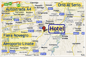 Hotel El Paso Liscate - Albergo a Liscate a 2 stelle